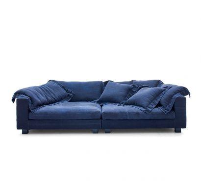 Nebula Nine Sofa - Fiber