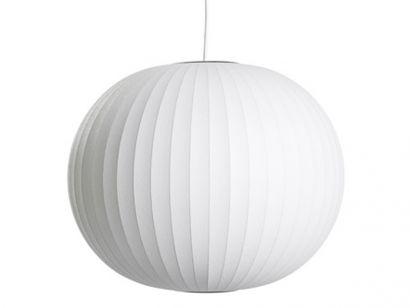 Nelson Ball Bubble L Lampada a Sospensione