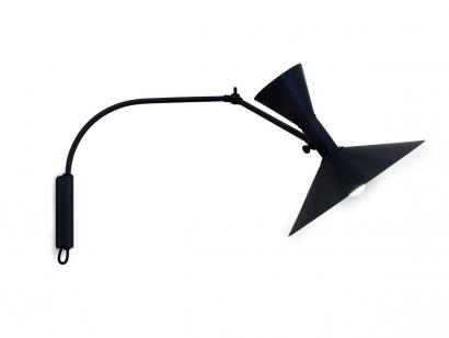 Lampe de Marseille - Wall Lamp Black