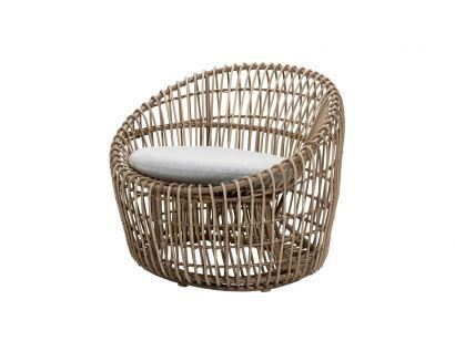 Nest Round Chair - Cane-Line - Mohd