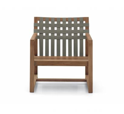 Network 168 Lounge Chair Olive