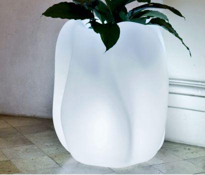 New Wave Vase avec lumière