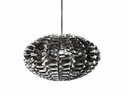 Norm 03 Lamp Small Acciaio Lampada a Sospensione
