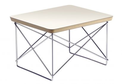 Occasional Table LTR Chrome Base