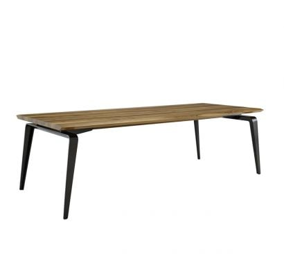 Odessa Table - Natural Oak Top