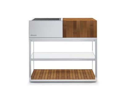 Open kitchen 100 Grill X Roshults