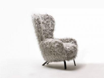 Guelfo Fur Armchair