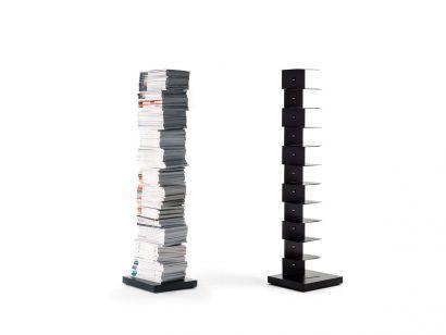 Ptolomeo Art Bookcase Steel