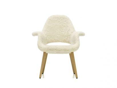 Organic Sheepskin Chair