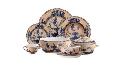 Oriente Italiano Cipria Tableware Service