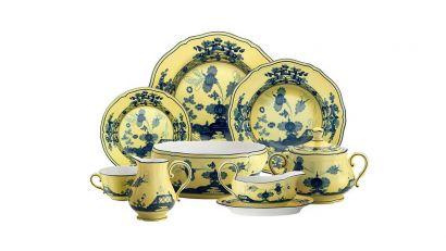 Oriente Italiano Citrino Tableware Service