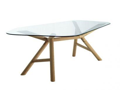 Otto Glass Table
