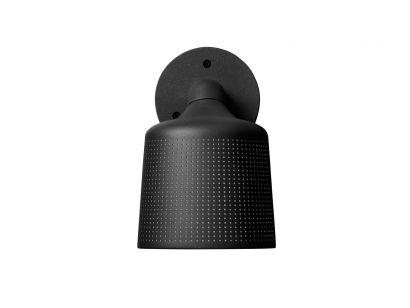 vipp551 outdoor wall spot black