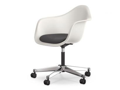 Eames Plastic Armchair PACC - Poltroncina con ruote