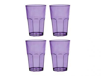 Pacha Medium Purple Glass