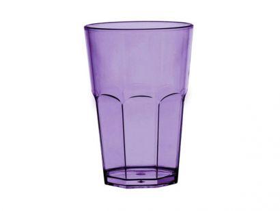 Pacha Large Glass Purple