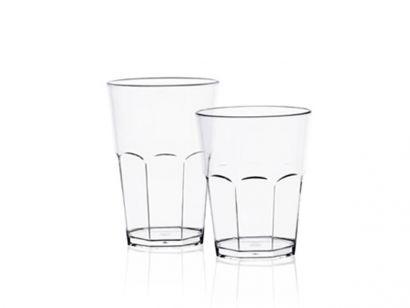 Pacha Transparent Glass Medium