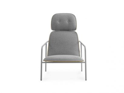 Pad High Backrest Chair