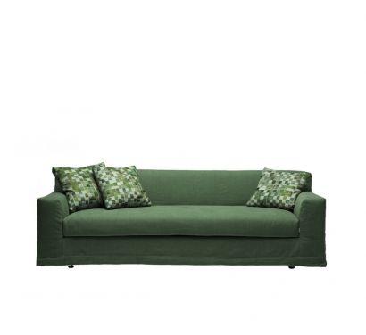 Pantre - Bed Sofa Fabric Green