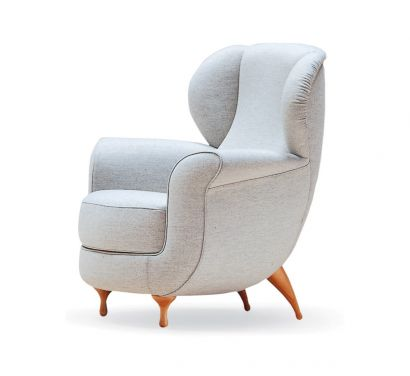 Papy Bergere Armchair
