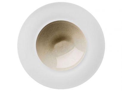 Silent Brass Pasta Plate
