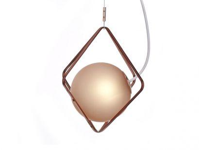 Jack O' Lantern Large Suspension Lamp