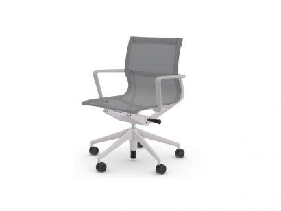 Vitra Physix Office Chair Deep Black/Trioknit 06 Black Pearl