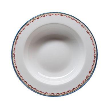 Chinesi e Fiori Finiti Assiette Creuse Ø 22 cm