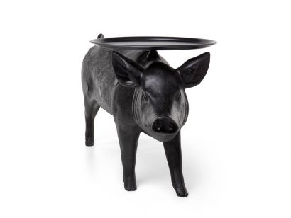 pig table black