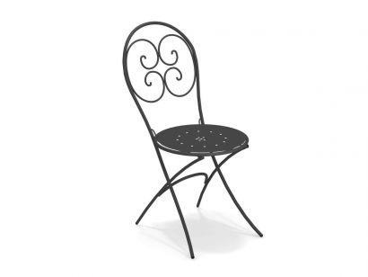 Pigalle Chaise Pliante - Fer Antique