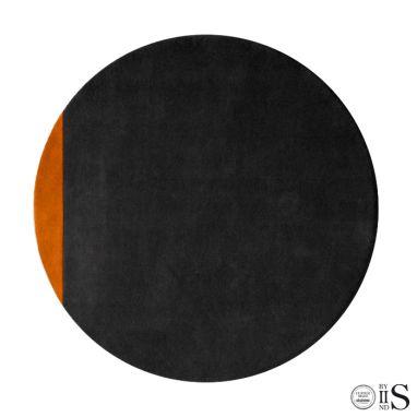 Pinar del Rio Black & Orange Tappeto