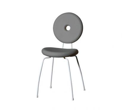 Ping Pong Pang Chair - Argento
