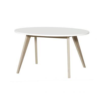 PingPong Table for Kids-Oak/White