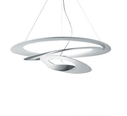 Pirce Suspension Lamp White HALO