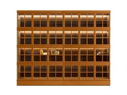 Piroscafo Bookcase - 30th Anniversary by Molteni & C