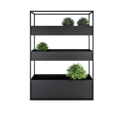 Planter Carl 1400 3 Box Flowerpot