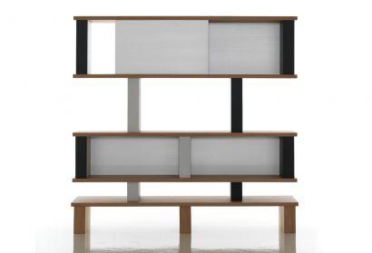 518 Plurima High Bookcase