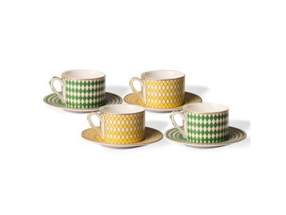 Chess Tea Set