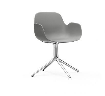 Form Swivel Armchair