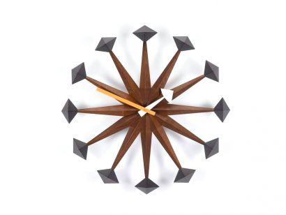 Polygon Horloge Murale