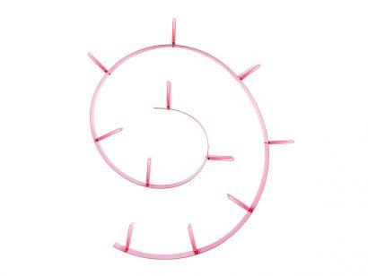 Popworm 11 Bookcase - Pink