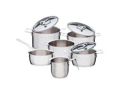 Pots e Pans Set 9 Casseroles