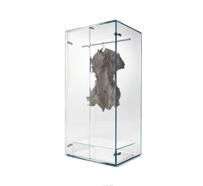 Prism Glass Wardrobe