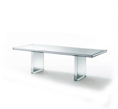 Prism Mirror Table