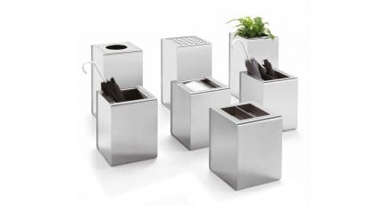 Prisma Containers System Collection Caimi Brevetti