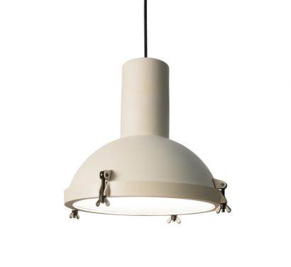 Projecteur 365 Suspension Lamp White Sand