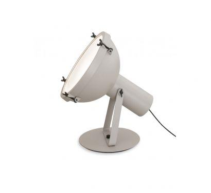 Projecteur 365 Floor Lamp White Sand
