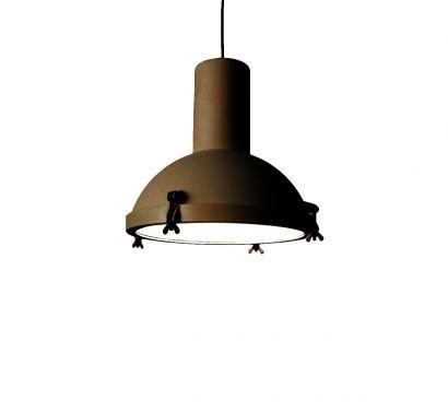 Projecteur 365 Suspension Lamp Moka