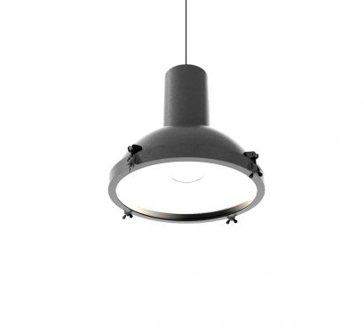 Projecteur 365 Suspension Lamp Night Blue