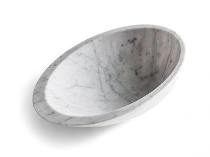 Pura Marble Bowl